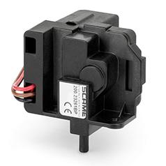 Scame 200.01624 Adattatore per la Ricarica di Veicoli Elettrici 16A 250V 2P+T IP20