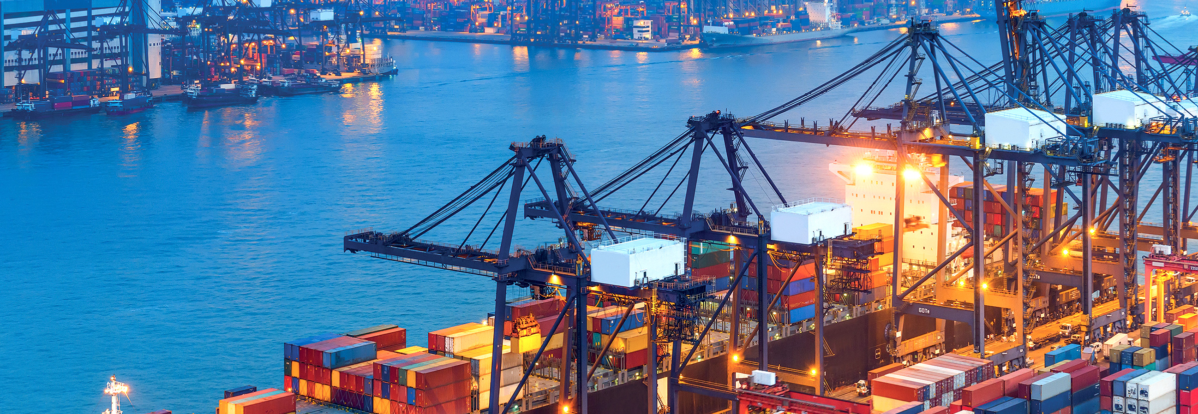 Port of Santos terminal container – Brazil - Scame Global